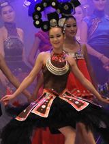 少数民族特色舞蹈