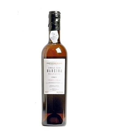玛尔维萨巴拜托单桶葡萄酒2001