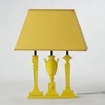 范思哲黄色台灯