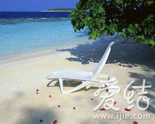 普吉岛细软的沙滩