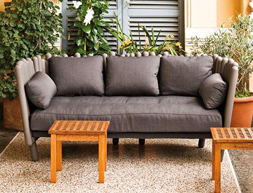 棒形杰作饼干:著名设计师的沙发设计项目管理通信图片