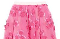 粉嫩小短裙 可爱单品的极致