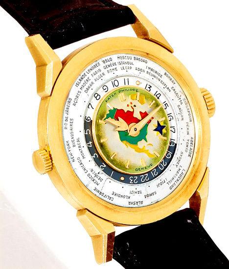 百达翡丽世界时手表 Ref. 2523 HU