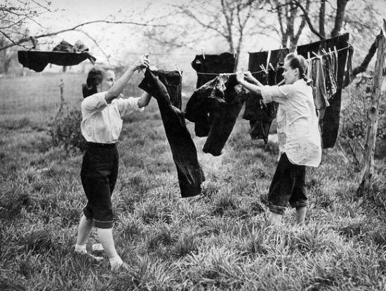 20世纪30年代牛仔裤被首次带到密西西比河以东的繁华都市