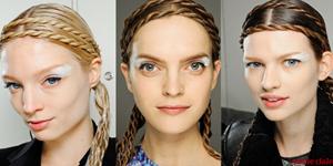 第20期:春天仙女发型示范让丑女大翻身