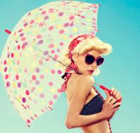 遮阳优先 防晒产品是最后一步