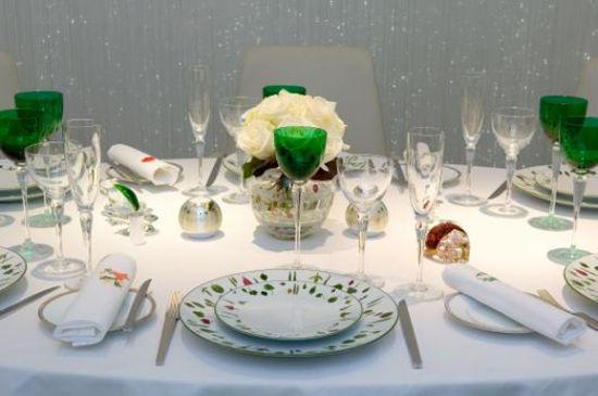 餐厅是著名法国设计师Jouin Manku的杰作