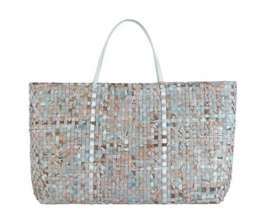 Giorgio Armani 2012春夏新品编织手袋