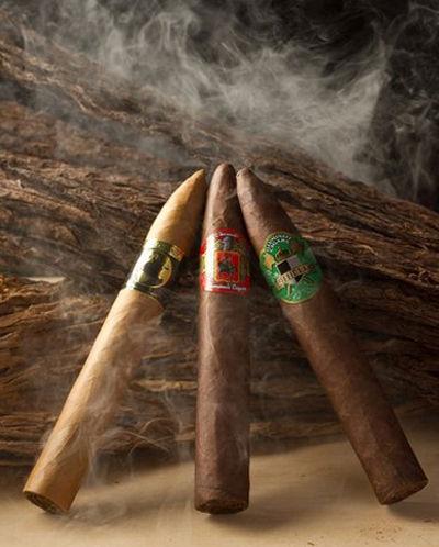 雪茄颜色的秘密