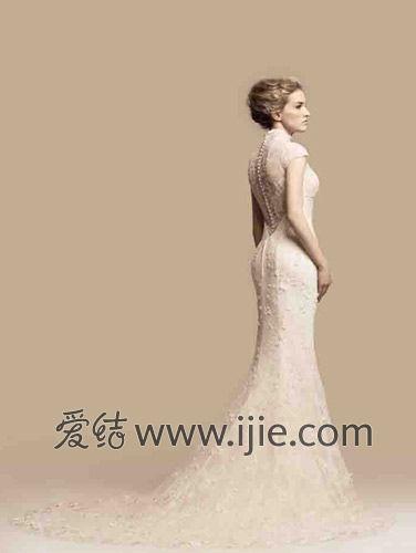 SHINE高级婚纱定制 西班牙蕾丝专属于你