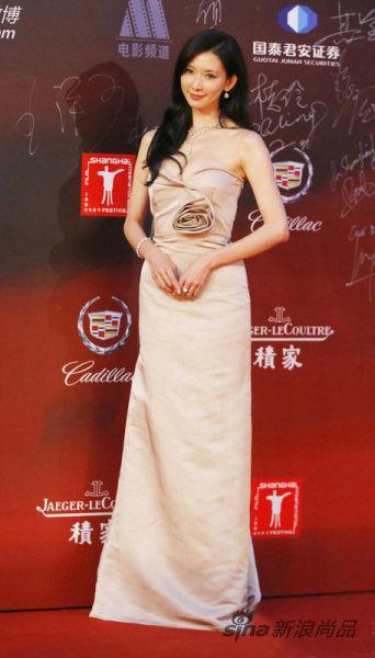 林志玲:一贯的优雅女神