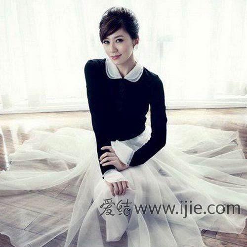 李小璐怀孕4个月圈内奉子成婚的明星家居照