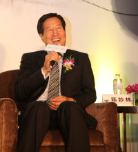 陈妙林开元旅业集团董事长
