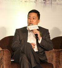 杜宏新杭州黄龙饭店总经理