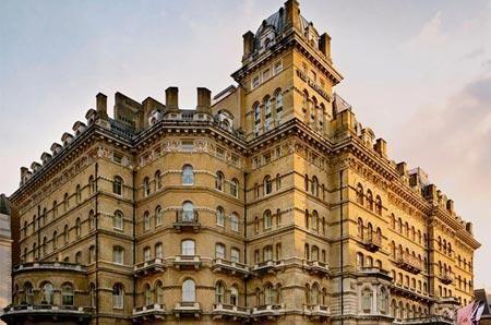 伦敦朗廷酒店