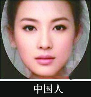中国人 日本人女性最具魅力的脸型的论文
