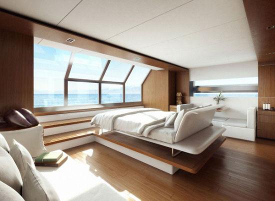 宽敞通透的卧室