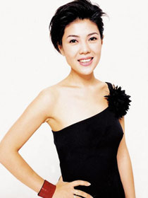 《时尚芭莎》苏芒:骄傲的女王姿态