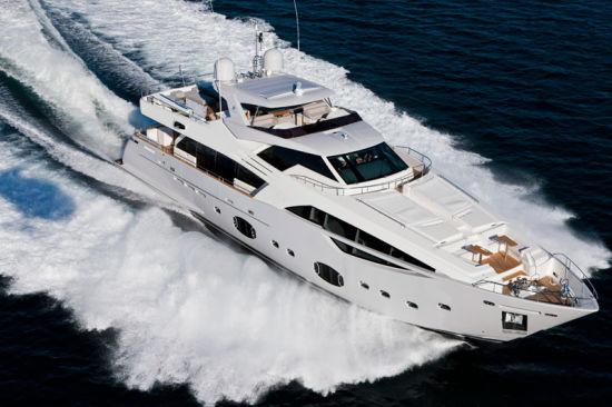 法拉帝CL100游艇