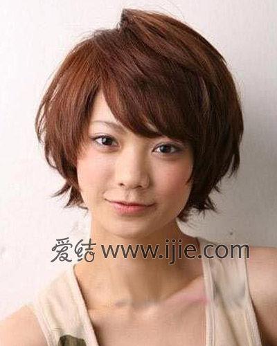 最新流行短发发型 引领2012秋冬潮流图片