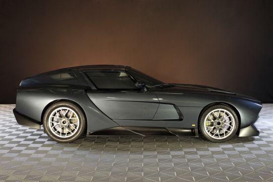 比利时超跑VDS GT 001