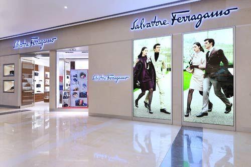 触网的国际一线奢侈品品牌
