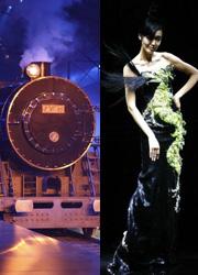 时尚大牌致敬中国时尚