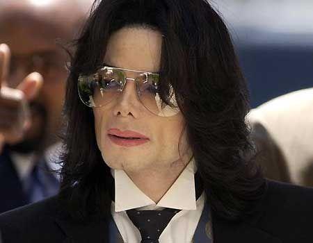 迈克尔-杰克逊:严重皮肤病
