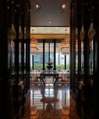 建筑及室内设计公司AB Concept为上海浦东四季酒店精心打造出备受