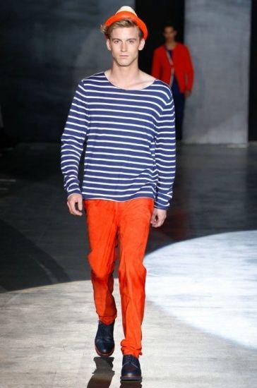 橘色太亮,平时不敢穿?