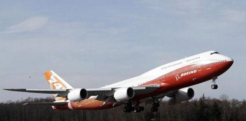 波音747-8 VIP
