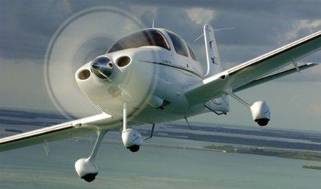 小型涡桨飞机或成未来发张趋势(新浪配图)