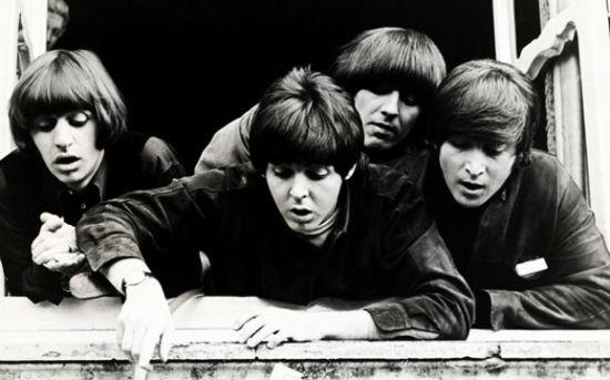 披头士乐队(The Beatles)