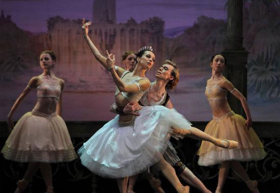 芭蕾舞剧《仙媛》