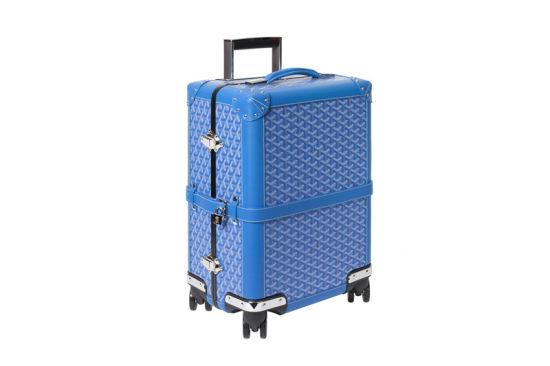 Bourget旅行箱天蓝色款