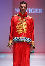 中国古典民族服装