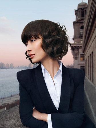 巴黎欧莱雅专业美发推出全新水波纹理烫发服务