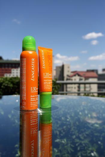 兰嘉丝汀推出全球首款专为户外运动防晒系列
