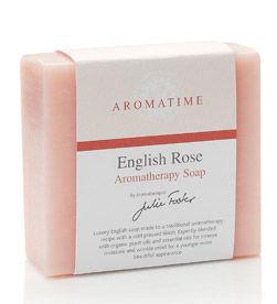 【芳香假日/Aromatime 英格兰玫瑰皂】