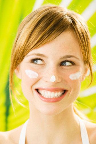 全方位防晒,抵抗光老化是美丽秘诀
