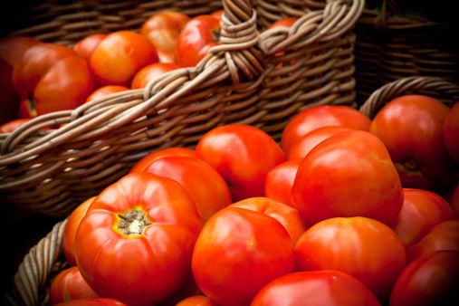番茄不仅是抗老圣品更是防晒最佳蔬果