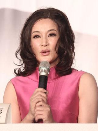 刘晓庆赴台做宣传
