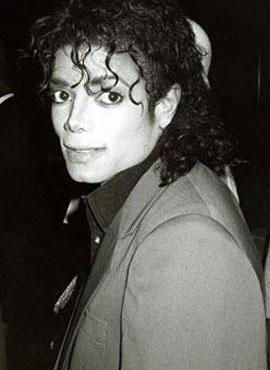 1988年30岁的迈克尔 杰克逊