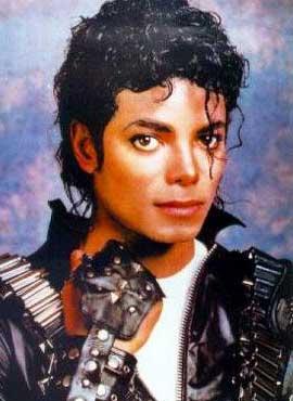 1984年26岁的迈克尔 杰克逊