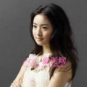 学百变偶像剧女主角:可爱林依晨教你show发型(2)