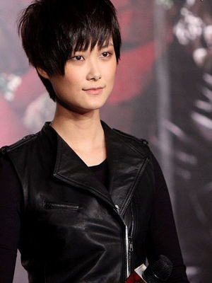 超女李宇春