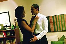 """米歇尔下嫁""""学弟""""奥巴马"""