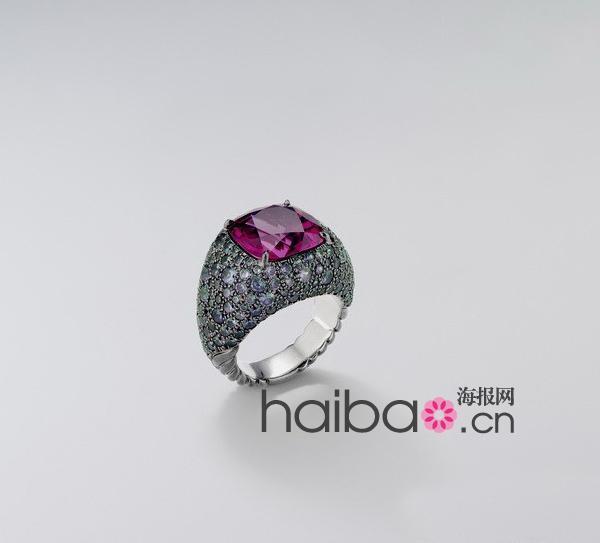 <b>大卫・雅曼 (David Yurman) 高级定制珠宝系列</b><b>戒指</b>