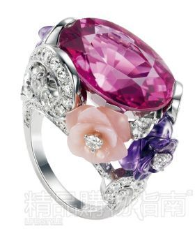PIAGET Limelight<br>Garden Party 系列戒指