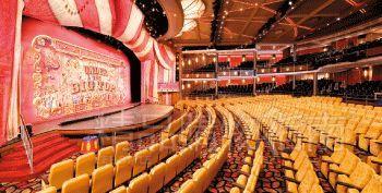 邮轮上的珊瑚大剧院